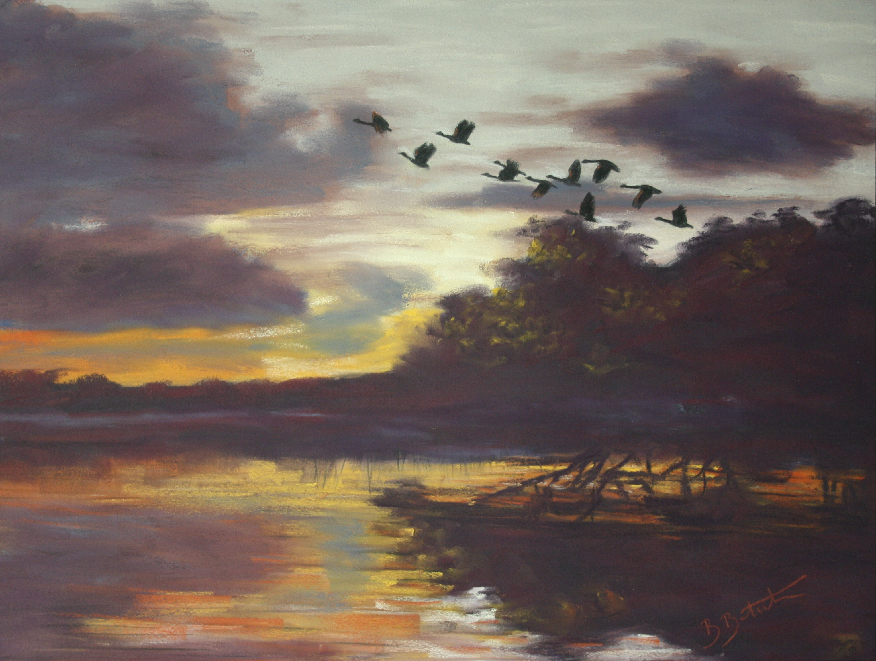 Image result for billabong dawn paintings